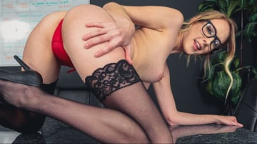 Cadence Lux - Office Orgasms