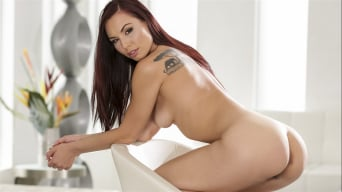 Aidra Fox in 'A Warm Place To Stay Tonight'