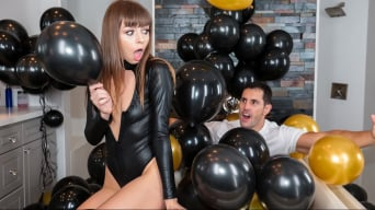 Alex Blake in 'Ball Fetish'
