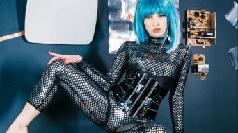 Aria Alexander in 'Sex Machina: A XXX Parody, Scene 3'
