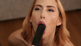 Carter Cruise in 'Affront With A Friendly Weapon'