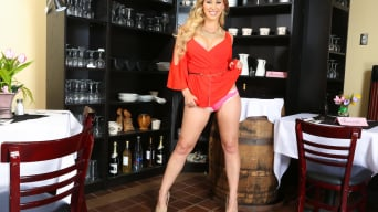 Cherie Deville in 'Where's My Meatballs'