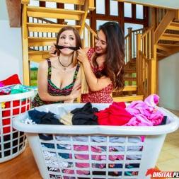 Eva Lovia in 'Digital Playground' Eva's Dirty Laundry (Thumbnail 112)