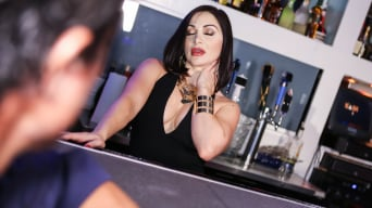 Lea Lexis in 'Barmaid Fantasy'