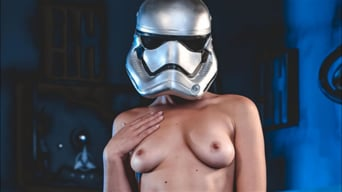 Lily Labeau in 'Star Wars: The Last Temptation A DP XXX Parody Scene 4'