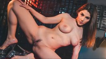 Valentina Nappi in 'Hand Solo: A DP XXX Parody Scene 1'